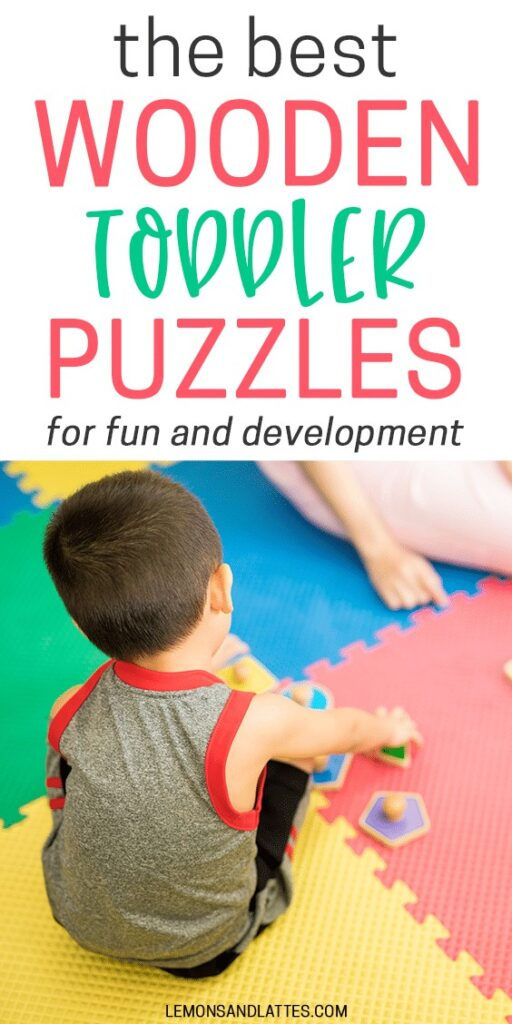 Best wooden toddler puzzles for fun and development