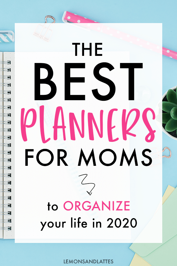 best planners for moms 2020